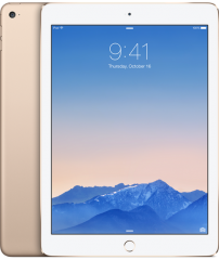 Apple iPad Air 2 128Gb Wi-Fi + Cellular Gold