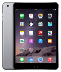Apple iPad mini 3 64Gb Wi-Fi + Cellular Space Gray