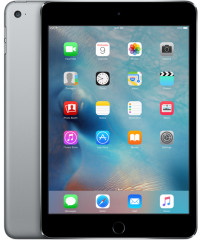 iPad mini 4 128Gb Wi-Fi + Cellular Space Gray