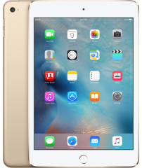 iPad mini 4 128Gb Wi-Fi Gold