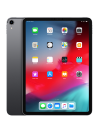 iPad Pro 11 Wi-Fi 256Gb Space Gray Late 2018
